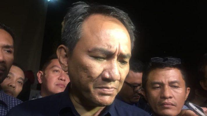 Wasekjen Partai Demokrat Andi Arief 1 - Publiknews