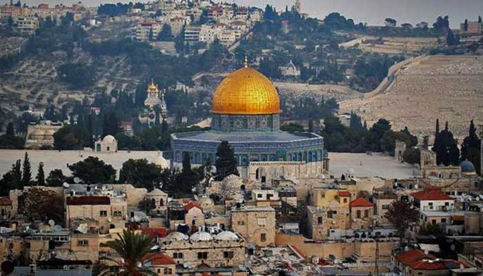 landscape kota yerusalem - Publiknews