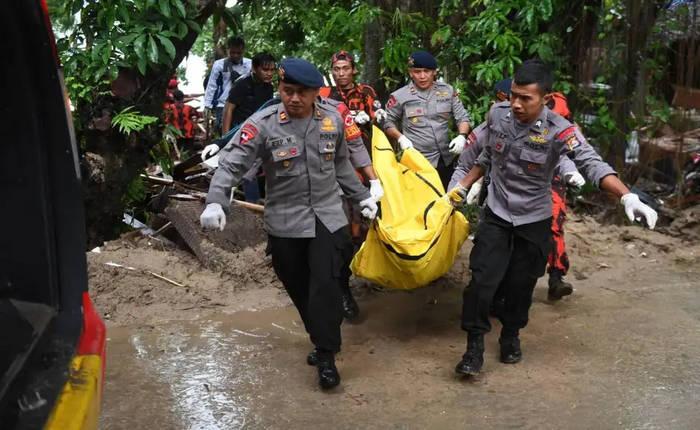 tim sar tsunami selat sunda - Publiknews