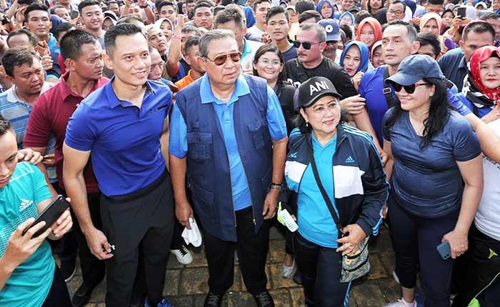 yudhoyono family - Publiknews