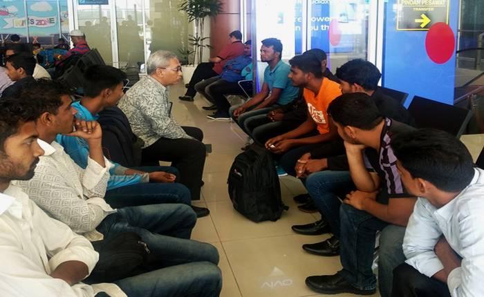 imigran bangladesh - Publiknews