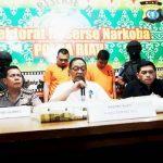 8 kg sabu dari malaysia polda riau - Publiknews