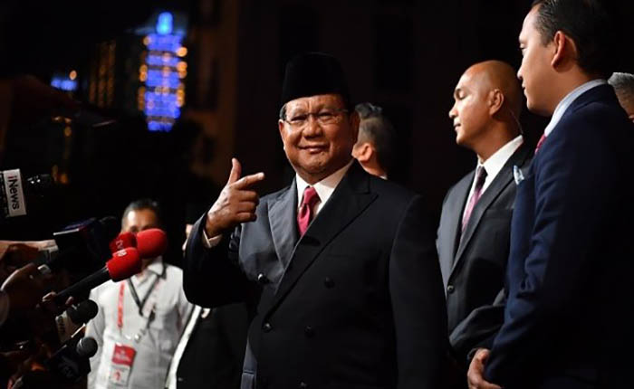 Prabowo subianto debat pilpres 2019 - Publiknews