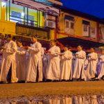 Ribuan Umat Buddha Memeriahkan Pawai Waisak di Pekanbaru - Publiknews