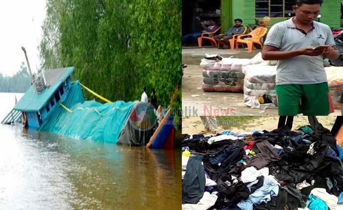kapal karam teluk masjid sungai apit 1 - Publiknews