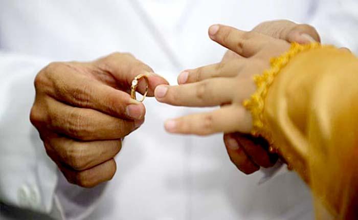 ilustrasi pernikahan - Publiknews