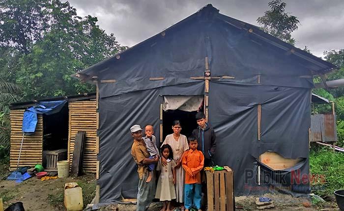 potret keluarga miskin siak - Publiknews