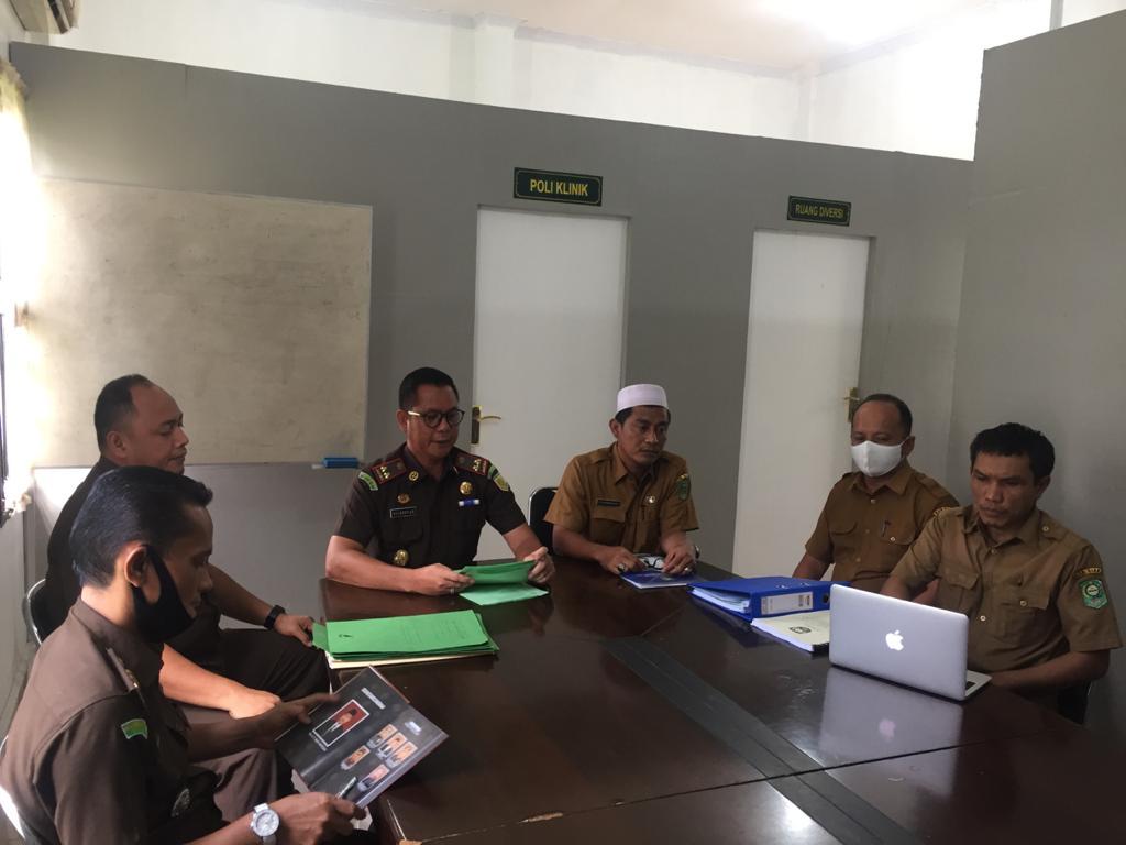 Cukup Kembalikan Kerugian Negara, Kejari Siak Hentikan Kasus Dugaan Korupsi di Dinas Lingkungan Hidup Kabupaten Siak