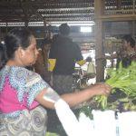 Pedagang Pasar Rakyat Bobong Taliabu