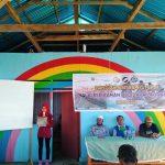 Balai Perikanan Budidaya Laut Ambon, Salurkan Bibit Rumput Laut ke 3 Desa