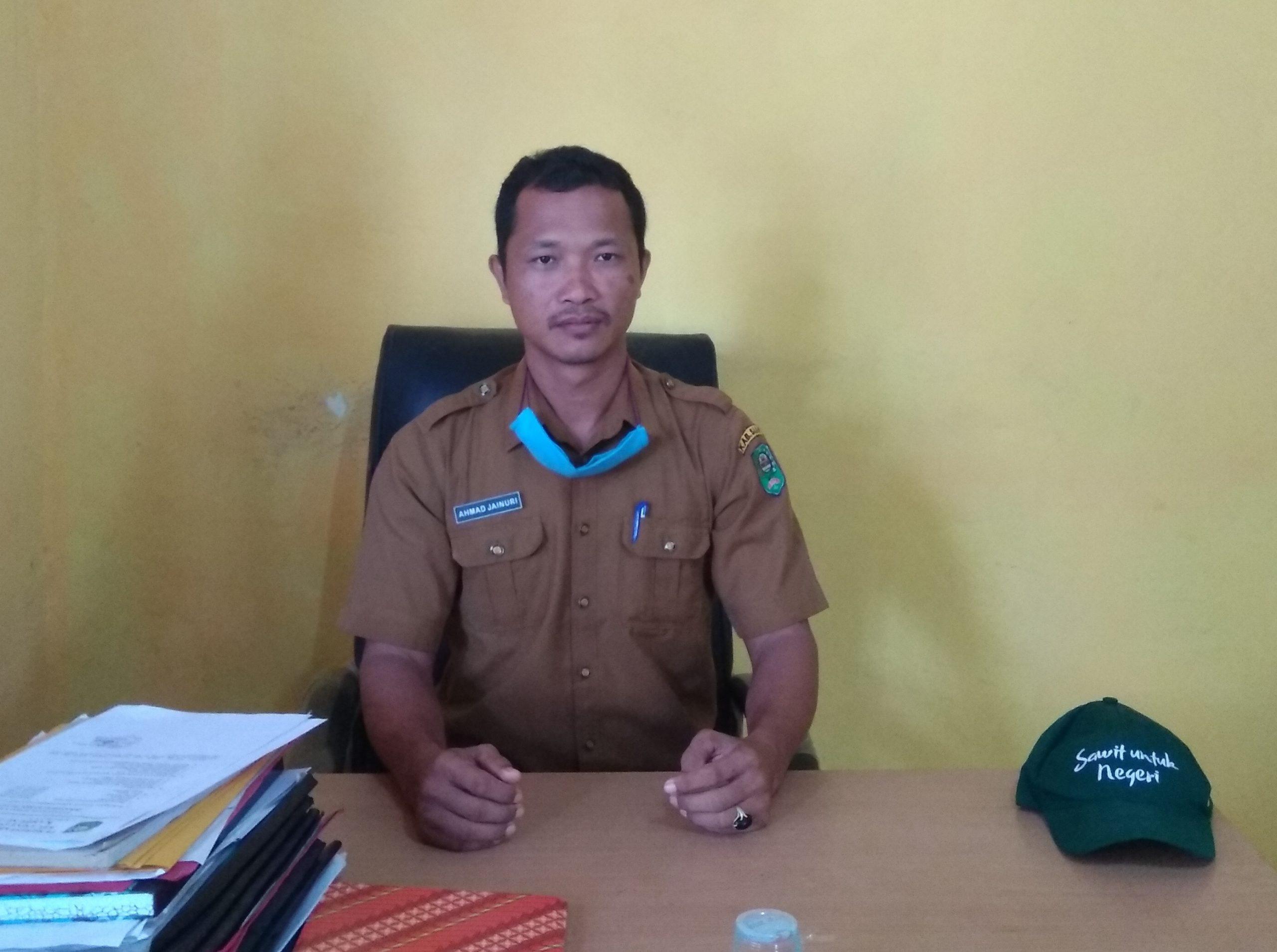 Rp300 Juta Lebih Silpa ADK Kampung Jatibaru Siak, Penghulu: Semua Sudah Terealisasi