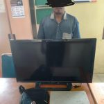 Oknum ASN di Siak Bobol Rumah Warga, Sikat Televisi dan Sejumlah Barang