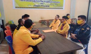 Musda DPD Golkar Siak Satu Kandidat, Ismail: Atas Nama H Azmi Sudah Kembalikan Berkas
