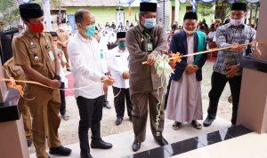 Bupati Siak Alfedri, Resmikan Asrama Ponpes Tahfiz Nurul Furqon