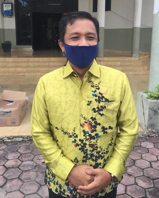 Azmi: Plt Bupati Siak Ditentukan Gubernur Riau Syamsuar