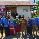 Kerjasama dengan Dinas Kehutanan Kota Pekanbaru, Mahasiswa KKN-DR Plus UIN Suska Riau Bagikan 600 Bibit Gratis