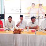 Koalisi PAS, Tekad Menangkan Arif-Sujarwo