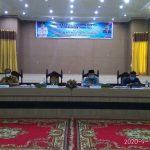 Alfedri Buka Rakor Pendamping Kampung se Kabupaten Siak, Husni Mirza Jadi Narasumber