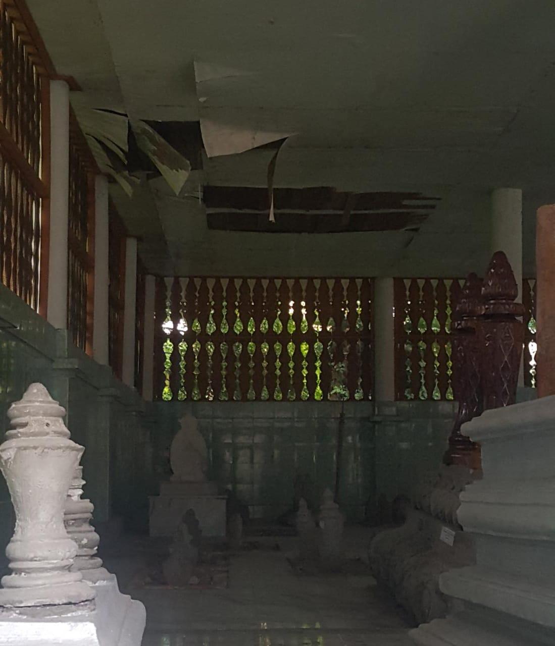 Tempat Peristirahatan Terakhir Raja dan Pahlawan Siak Terabaikan, Ketua LAM: Sejak 2019 Tidak Ada Lagi Perhatian Pemda