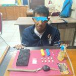 Diduga Edarkan Sabu, Warga Pelalawan Ini Ditangkap Resnarkoba Polres Siak