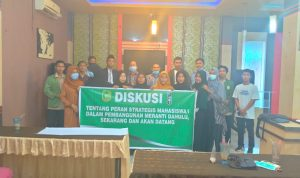 Dr. Misri Hasanto: Ciptakan Pembangunan Kepulauan Meranti, Mahasiswa adalah Agen Pembangunan