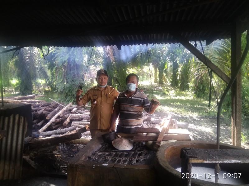 Perjalanan Sukses Sudarno Buka Pabrik Tahu di Bungaraya Siak