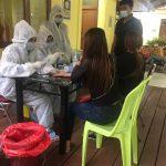 Pelaku Pesta di Roro Berembang, Dua Positif Narkotika dan Satu Reaktif Covid-19