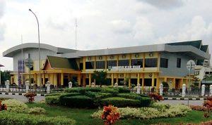 Kabid Perizinan Siak Teguh Santoso Sebut, Se-kabupaten Siak Baru Lima Peron yang Sudah Berizin