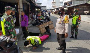 Operasi Yustisi di Simpang Kartini - Imam Bonjol Selat Panjang, 8 Orang Terjaring