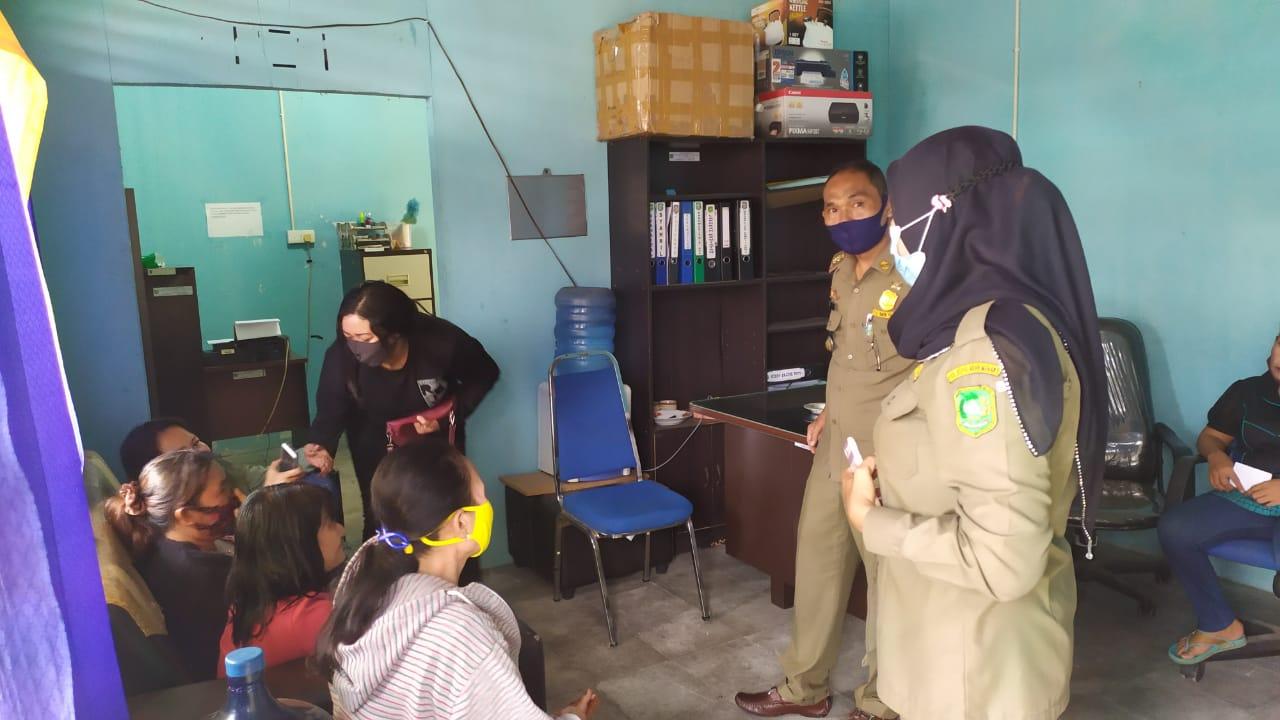 Operasi Pekat di Bulan Ramadan, Satpol PP Kepulauan Meranti Amankan Belasan Wanita di Kos Juling