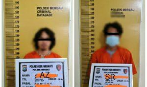 Polsek Merbau Berhasil Amankan Pencuri Kabel Milik EMP, 2 Orang Buron