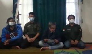 Pemuda Ini Pura-pura Sakit Demi Konten TikTok, Akibatnya Mendapat Sanksi Dilarang Naik Gunung Sindoro Selama 5 Tahun