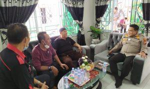 Jalin Silaturahmi, Kapolres Meranti Sowan ke Sejumlah Tokoh Masyarakat